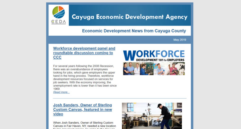 CEDA May 2019 newsletter