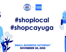 Shop local, Shop Cayuga this Small Business Saturday and all year long