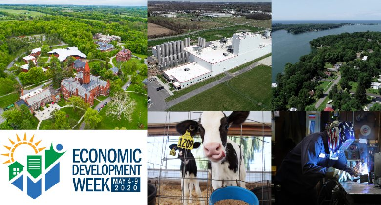 economic development week in 2020 cayuga county ny